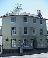 Henley On Thames. Oxfordshire/ Berkshire. United Kingdom. 26/17.05.2017. General View, Ballards, real Estate office, River Thames. <br /> <br /> <br /> [Mandatory Credit Peter SPURRIER/Intersport Images]
