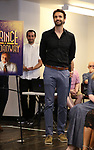 Michael Xavier attends the Meet & Greet for the Manhattan Theatre Club's Broadway Premiere of 'Prince of Broadway' at the MTC Studios on July 20, 2017 in New York City.