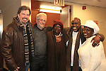 Lillias White, Scott Wakefield, Akin Babatunde, Alan Govenar @ Texas in Paris, The York Theatre Co