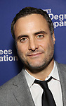 Dominic Fumusa attends the Opening Night Performance of 'Six Degrees Of Separation' at the Barrymore Theatre on April 25, 2017 in New York City.