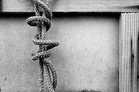 Ropes on the Professor Khromov