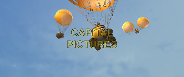 Smokejumpers<br /> in Planes: Fire &amp; Rescue (2014) <br /> *Filmstill - Editorial Use Only*<br /> CAP/FB<br /> Image supplied by Capital Pictures