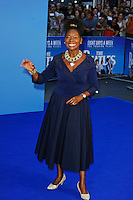 LONDON, ENGLAND - SEPTEMBER 15: Floella Benjamin attending the 'The Beatles: Eight Days A Week - The Touring Years'  World Premiere at Odeon Cinema, Leicester Square on September 15, 2016 in London, England.<br /> CAP/MAR<br /> &copy;MAR/Capital Pictures /MediaPunch ***NORTH AND SOUTH AMERICAS ONLY***