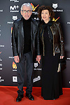 Jose Sacristan and his wife Amparo Pascual attends to the Feroz Awards 2017 in Madrid, Spain. January 23, 2017. (ALTERPHOTOS/BorjaB.Hojas)