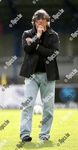 2009-07-18 / Seizoen 2009-2010 / Voetbal / R. Antwerp F.C. / Trainer Ratko Svilar..Foto: Maarten Straetemans (SMB)