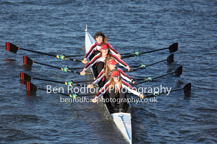 Crew: 53   Bedford Modern School Boat Club   BMS-ROWE   W.J18.4x- <br /> <br /> Head of the Trent 2018<br /> Division 3<br /> <br /> To purchase this photo, or to see pricing information for Prints and Downloads, click the blue 'Add to Cart' button at the top-right of the page.
