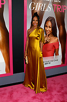 "LOS ANGELES - JUL 13:  Jada Pinkett Smith at the ""Girls Trip"" Premiere at the Regal Cinemas on July 13, 2017 in Los Angeles, CA"