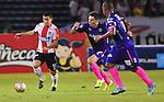 Junior se impuso 2-1 ante el Medellín en la ida de las semifinales de la Copa Águila, jugada en el estadio Metropolitano de Barranquilla.