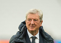 Crystal Palace manager Roy Hodgson before the Premier League match between West Ham United and Crystal Palace at the Olympic Park, London, England on 5 October 2019. Photo by Andrew Aleksiejczuk / PRiME Media Images.