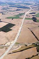 Deutschland, Schleswig- Holstein, Luebeck, Mecklenburg- Vorpommern, Schoenberg, Ostseeautobahn, A20