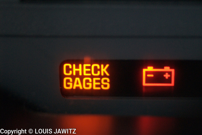 CAR GAGES WARNING CHECK ENGINE AUTO
