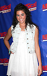 Angelica Salem attending the Opening Night Performance of Perez Hilton in 'NEWSical The Musical' at the Kirk Theatre  in New York City on September 17, 2012.