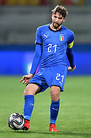 Manuel Locatelli of Italy in action during international friendly match between Italy U21 and Croatia U21 at stadio Benito Stirpe, Frosinone, March 25, 2019 <br /> Photo Andrea Staccioli / Insidefoto