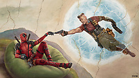 DEADPOOL 2 (2018)<br /> ART<br /> *Filmstill - Editorial Use Only*<br /> CAP/FB<br /> Image supplied by Capital Pictures