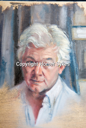 Portrait of Homer Sykes by Christine Choa London Sept 2010 ( first draft)