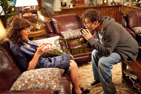 Adam Sandler & Al Pacino.in Jack and Jill.*Filmstill - Editorial Use Only*.CAP/FB.Supplied by Capital Pictures.