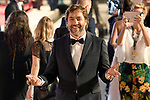 NON EXCLUSIVE PICTURE: MATRIXPICTURES.CO.UK<br /> PLEASE CREDIT ALL USES<br /> <br /> WORLD RIGHTS<br />  <br /> Spanish actor Javier Bardem attends the premiere for Loving Pablo during the 74th Venice Film Festival in Venice, Italy.<br /> <br /> SEPTEMBER 6th 2017<br /> <br /> REF: PTY 171954