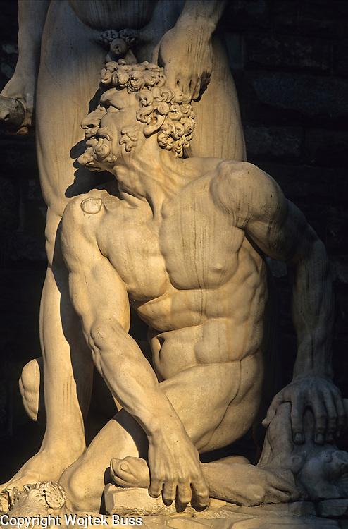 Italia,Toscana,Florence,Plazza della Signioria,Statue