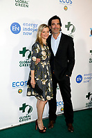 LOS ANGELES - FEB 28:  Amy Smart, Carter Oosterhouse at the 15th Annual Global Green Pre-Oscar Gala at the NeueHouse on February 28, 2018 in Los Angeles, CA