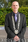 Mayor of Listowel Cllr. Tom Barry, Sin Fein.