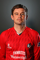 PICTURE BY VAUGHN RIDLEY/SWPIX.COM - Cricket - County Championship - Lancashire County Cricket Club 2012 Media Day - Old Trafford, Manchester, England - 03/04/12 - Lancashire's Gareth Cross.