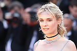 Cannes Film Festival 2017 - Day 7.  Red Carpet for the Anniversary of the  the 70th edition of the 'Festival International du Film de Cannes' on 23/05/2017 in Cannes, France. The film festival runs from 17 to 28 May. Pictured : Diane Kruger