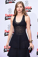 Hermione Corfield<br /> arriving for the Empire Film Awards 2017 at The Roundhouse, Camden, London.<br /> <br /> <br /> &copy;Ash Knotek  D3243  19/03/2017