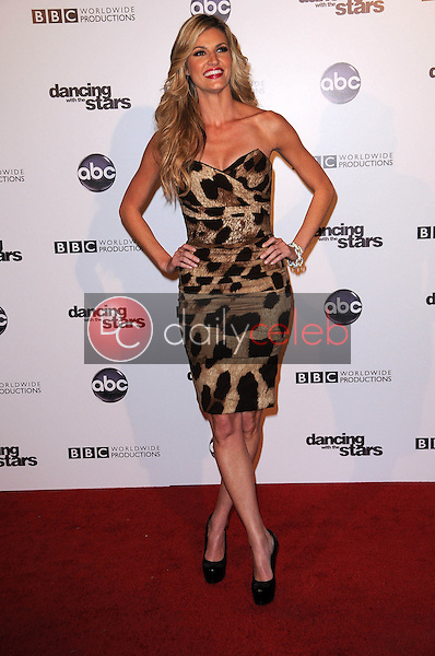 """Erin Andrews<br /> at the """"Dancing With The Stars"""" 200th Episode, Boulevard 3, Hollywood, CA. 11-01-10<br /> David Edwards/Dailyceleb.com 818-249-4998"""
