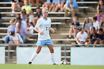 16 September 2016: North Carolina's Hannah Gardner. The University of North Carolina Tar Heels hosted the North Carolina State University Wolfpack in a 2016 NCAA Division I Women's Soccer match. NC State won the game 1-0.