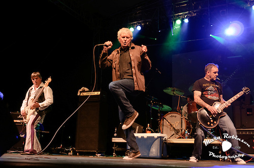 Guided By Voices by Akron and Cleveland Music Photographer, Portrait Photographer and Event Photographer Mara Robinson, Mara Robinson Photography.  Original classic lineup, At Nelsonville Music Festival.