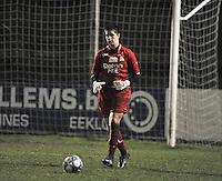 Club Brugge Dames - WB Sinaai Girls : Anke Langeraert.foto DAVID CATRY / Vrouwenteam.be