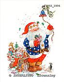 GIORDANO, CHRISTMAS SANTA, SNOWMAN, WEIHNACHTSMÄNNER, SCHNEEMÄNNER, PAPÁ NOEL, MUÑECOS DE NIEVE, paintings+++++,USGI1894,#X# stickers