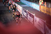 Eli Iserbyt (BEL/Pauwels Sauzen - Bingoal)<br /> <br /> Elite Men's Race <br /> Belgian National CX Championships<br /> Antwerp 2020