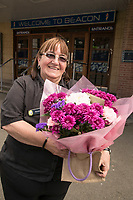 Brenda Ancliff retires from Beacon Bingo in Ilkeston after 30 years' service