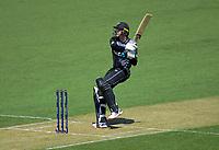 Martin Guptill. Twenty20 International cricket match between NZ Black Caps and England at Westpac Stadium in Wellington, New Zealand on Sunday, 3 November 2019. Photo: Dave Lintott / lintottphoto.co.nz