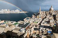 Maltese Winter