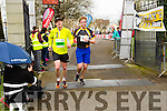 Mark Boyle runners at the Kerry's Eye Tralee, Tralee International Marathon and Half Marathon on Saturday.