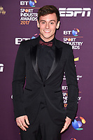 Tom Daly<br /> at the BT Sport Industry Awards 2017 at Battersea Evolution, London. <br /> <br /> <br /> ©Ash Knotek  D3259  27/04/2017