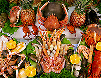 Spanien: Meeresfruechte | Spain: Sea-food