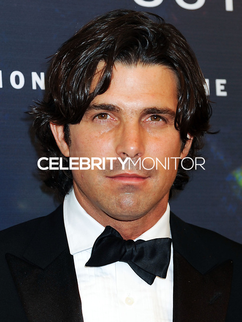 NEW YORK CITY, NY, USA - JUNE 16: Nacho Figueras arrives at the 2014 Fragrance Foundation Awards held at the Alice Tully Hall, Lincoln Center on June 16, 2014 in New York City, New York, United States. (Photo by Celebrity Monitor)