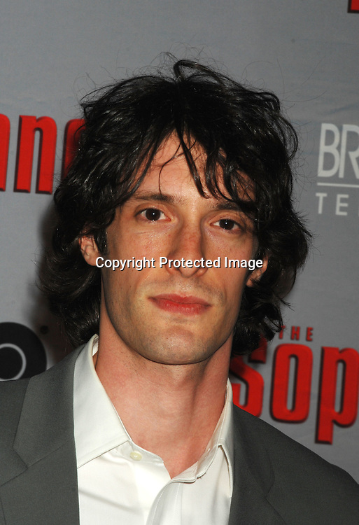 Will Janowitz..arriving at The Sopranos World Premiere of two new episodes of the HBO original series on March 27, 2007 at..Radio City Music Hall in New York...Robin Platzer, Twin Images