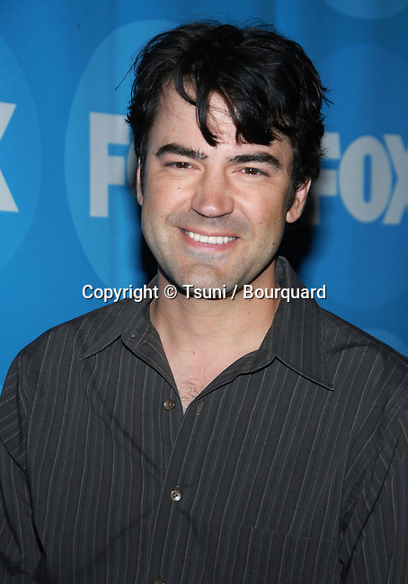 Ron Livingston arriving at the FOX tca Summer party at the Ritz Carlton In Los Angeles. July 25, 2006.<br /> <br /> eye contact<br /> headshot<br /> smile