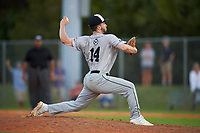 Northeastern Huskies relief pitcher Andrew Misiaszek (14) during a game against the South Dakota State Jackrabbits on February 23, 2019 at North Charlotte Regional Park in Port Charlotte, Florida.  Northeastern defeated South Dakota State 12-9.  (Mike Janes/Four Seam Images)