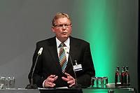 DFB-Vizepraesident Amateure Hermann Korfmacher<br /> Ausserordentlicher DFB Bundestag zum Schiedsrichterwesen *** Local Caption *** Foto ist honorarpflichtig! zzgl. gesetzl. MwSt. Auf Anfrage in hoeherer Qualitaet/Aufloesung. Belegexemplar an: Marc Schueler, Alte Weinstrasse 1, 61352 Bad Homburg, Tel. +49 (0) 151 11 65 49 88, www.gameday-mediaservices.de. Email: marc.schueler@gameday-mediaservices.de, Bankverbindung: Volksbank Bergstrasse, Kto.: 151297, BLZ: 50960101