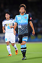 Junichi Inamoto (Frontale),..JULY 9, 2011 - Football :..2011 J.League Division 1 match between between Kawasaki Frontale 3-2 Avispa Fukuoka at Todoroki Stadium in Kanagawa, Japan. (Photo by AFLO)