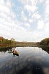 Kayak in the Open Water