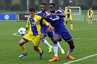 Chelsea Under-19 vs Maccabi Tel Aviv Under-19 16-09-15