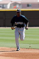 Julio Morban-  Seattle Mariners - 2009 spring training.Photo by:  Bill Mitchell/Four Seam Images