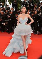 "CANNES, FRANCE. May 18, 2019: Ming Xi at the gala premiere for ""The Most Beautiful Years of a Life"" at the Festival de Cannes.<br /> Picture: Paul Smith / Featureflash"