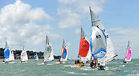 Lendy Cowes Week, day 3 July 31. 2017